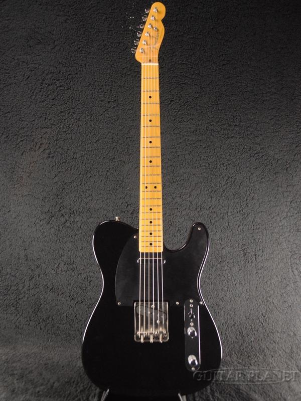【中古】Fender Japan TL52 -BLK (黒)- 2013年製[フェンダージャパン][Telecaster,テレキャスター][ブラック,黒][Electric Guitar]【used_エレキギター】