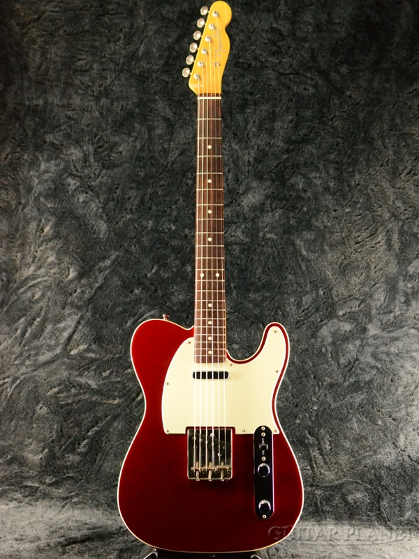 【中古】Fender Japan TL62B-TX -CAR (Candy Apple Red)- 2004-2006年製[フェンダージャパン][Telecaster,テレキャスター][キャンディアップルレッド,赤][Electric Guitar][TL62BTX]【used_エレキギター】