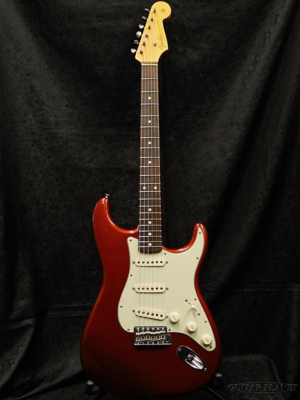 【中古】Fender Custom Shop TBC 1960 Stratocaster Closet Classic -Aged Candy Apple Red- 2011年製[フェンダーカスタムショップ][Stratocaster,ストラトキャスタータイプ][キャンディアップルレッド,赤][Electric Guitar,エレキギター]【used_エレキギター】