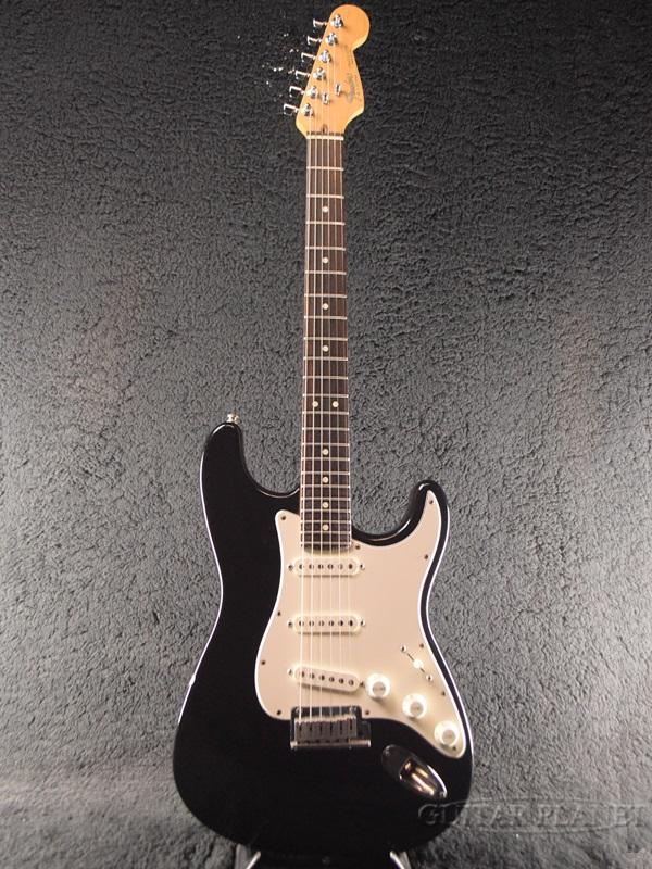 【中古】Fender USA American Standard Stratocaster -Black / Rosewood- 1989年製[フェンダー][アメリカンスタンダード,アメスタ][ブラック,黒][ストラトキャスター][Electric Guitar,エレキギター]【used_エレキギター】