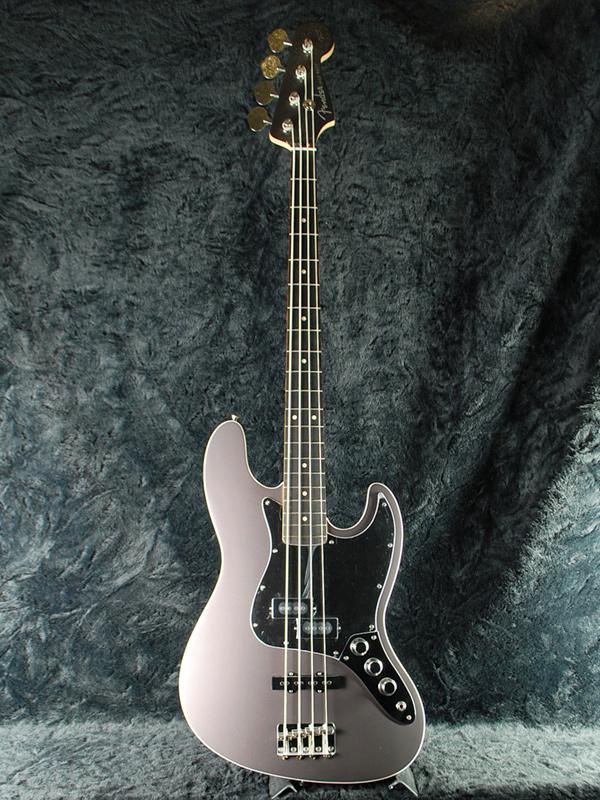 Fender Japan Exclusive Aerodyne Jazz Bass DFG (旧型番:AJB) 新品 ドルフィングレー[フェンダー][ジャパン][エアロダイン][ジャズベース][Dolphin Gray][エレキベース,Electric Bass]