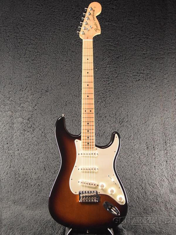 【中古】Fender USA American Special Stratocaster -2-Color Sunburst / Maple- 2013年製[フェンダー][アメリカンスペシャル][2カラーサンバースト][ストラトキャスター][Electric Guitar]【used_エレキギター】