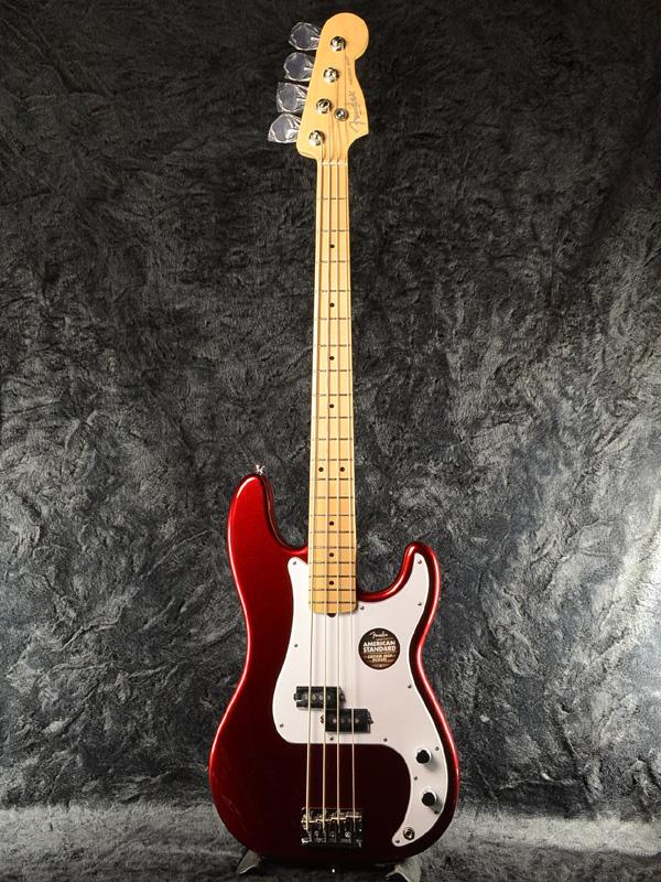 Guitar Planet Fender Usa American Standard Precision Bass