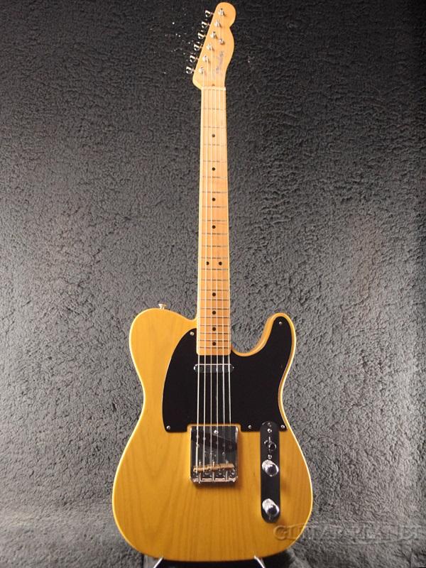 【中古】Fender USA American Vintage '52 Telecaster -Butterscotch Blonde- 2007年製[フェンダー][アメリカンスヴィンテージ][テレキャスター][バタースコッチブロンド,黄][Electric Guitar,エレキギター]【used_エレキギター】