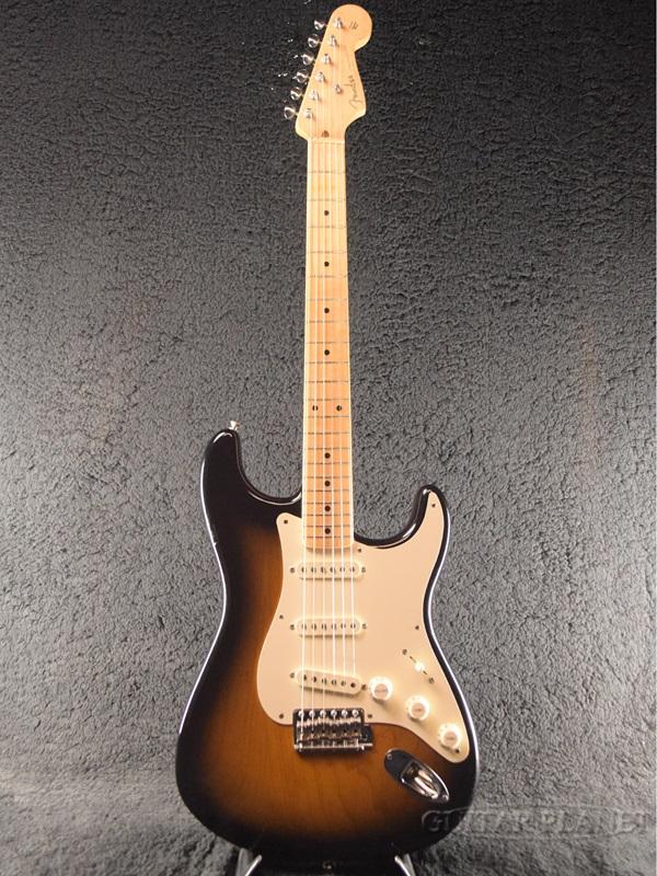 【中古】Fender USA American Vintage '54 Stratocaster -2-Color Sunburst- 2004年製[フェンダーUSA][アメリカンヴィンテージ][2カラーサンバースト][ストラトキャスター][Electric Guitar,エレキギター]【used_エレキギター】