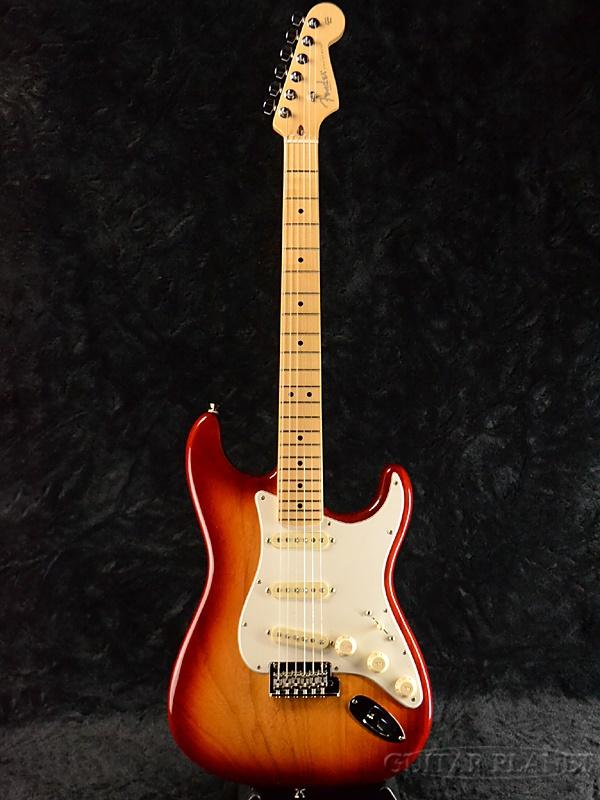 Fender USA American Professional Stratocaster Sienna Sunburst/Maple 新品[フェンダー][アメリカンプロフェッショナル,アメプロ][シエナサンバースト][ストラトキャスター][Electric Guitar,エレキギター]
