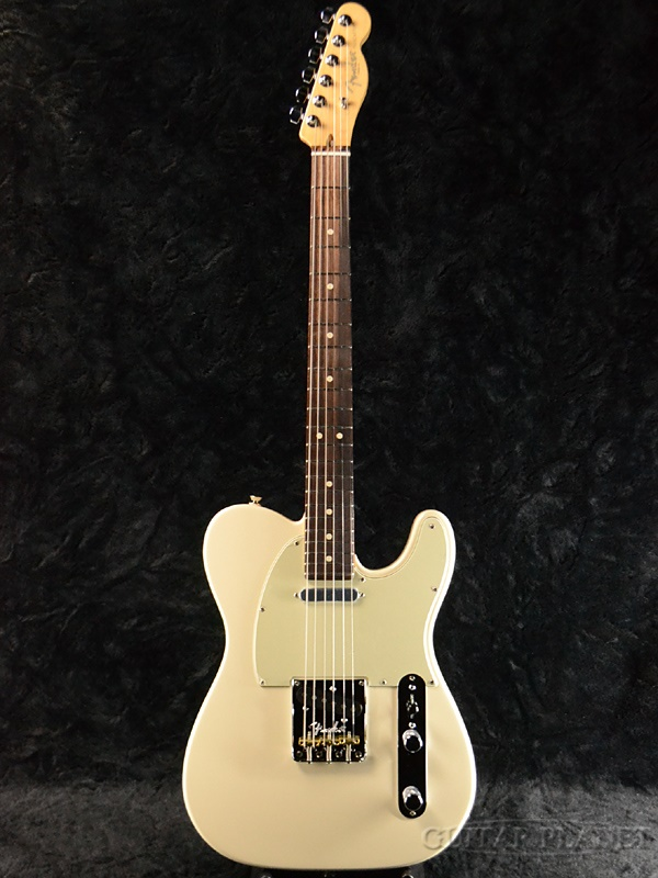 Fender USA American Professional Telecaster OWT/R 新品[フェンダー][アメリカンプロフェッショナル][テレキャスター][Olympic White,オリンピックホワイト][Electric Guitar,エレキギター]