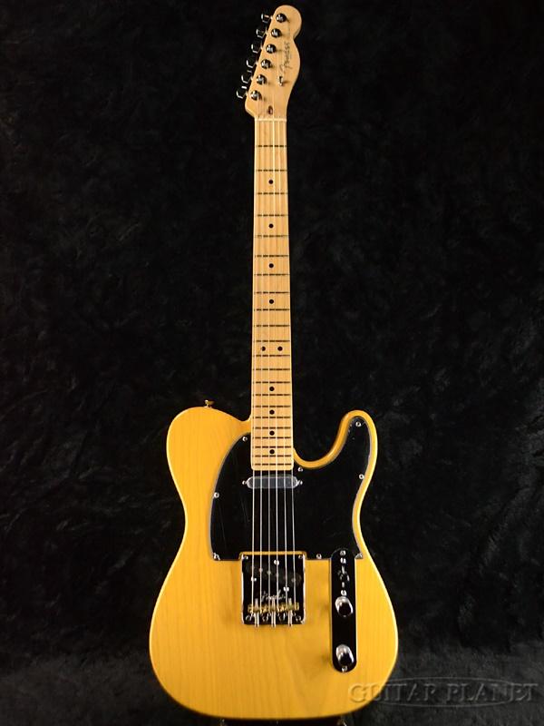 Fender USA American Professional Telecaster BTB/M 新品[フェンダー][アメリカンプロフェッショナル][テレキャスター][Butterscotch Blonde,バタースコッチブロンド][Electric Guitar,エレキギター]