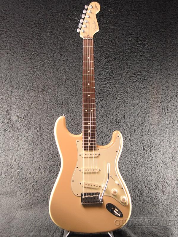 【中古】Fender USA Jeff Beck Stratocaster -Olympic White- 2007年製[フェンダー][ジェフベック][オリンピックホワイト][ストラトキャスター][Electric Guitar,エレキギター]【used_エレキギター】