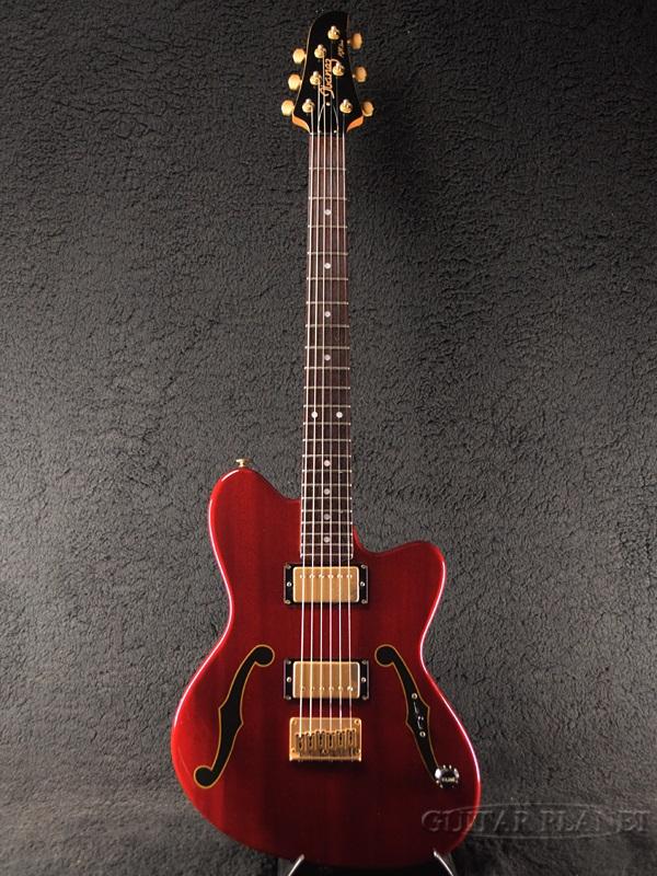 【中古】Ibanez PGM900 Paul Gilbert Model -Transparent Red- 1997年製[アイバニーズ][ポール・ギルバート][トランスペアレントレッド,赤][Electric Guitar,エレキギター]【used_エレキギター】