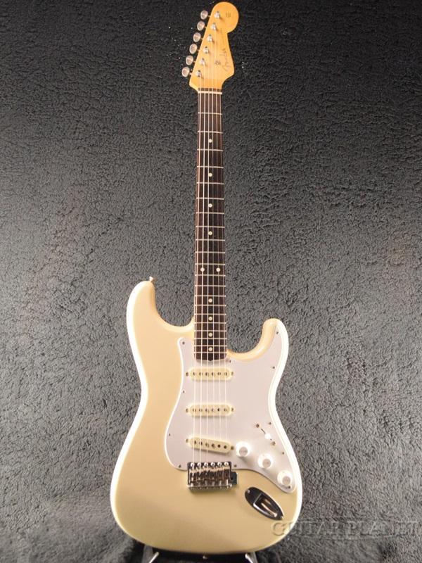 【中古】Fender Japan ST62-500 -Vintage White- 1990年製[フェンダージャパン][ヴィンテージホワイト,白][Stratocaster,ストラトキャスター][Electric Guitar,エレキギター]【used_エレキギター】