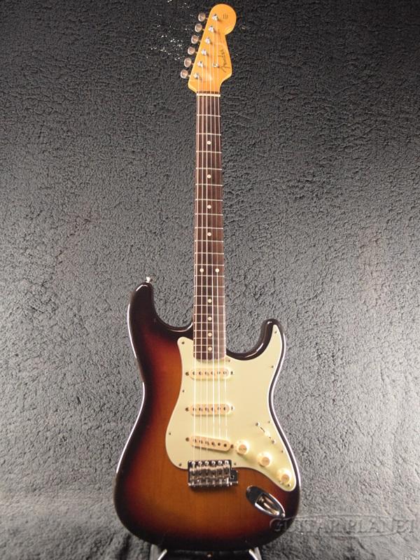 【中古】Fender Japan ST62-70TX -3 Tone Sunburst- 2002-2004年製[フェンダージャパン][3トーンサンバースト][Stratocaster,ストラトキャスター][Electric Guitar,エレキギター]【used_エレキギター】