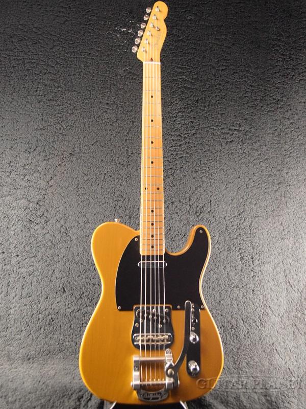 【中古】Fender Japan TL52-110BTX -Blonde- 1996年頃製[フェンダージャパン][Telecaster,テレキャスター][Bigsby,ビグズビー][ブロンド,黄][Electric Guitar]【used_エレキギター】