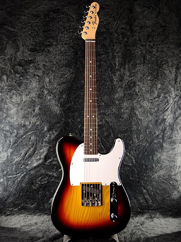 Fender Japan Exclusive Classic 70s Telecaster Ash 3TS/R (旧型番:TL71/ASH) 新品 3トーンサンバースト[フェンダー][ジャパン][テレキャスター][3-Tone Sunburst][Electric Guitar,エレキギター]