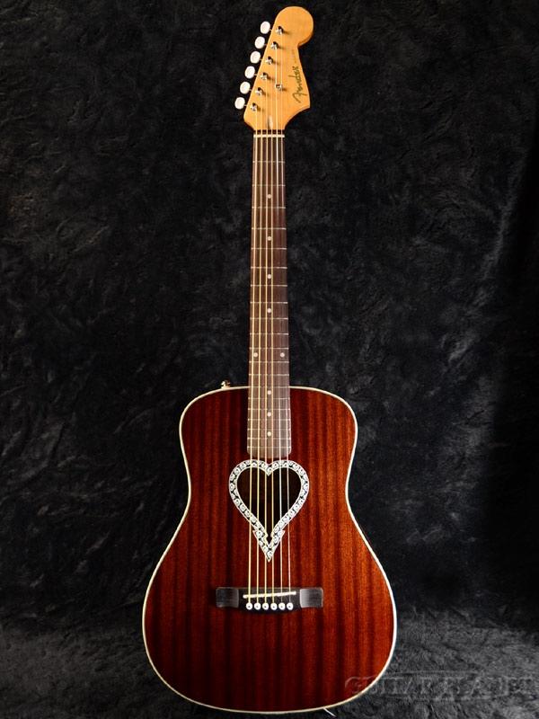 Fender Alkaline Trio Malibu 新品[フェンダー][アルカライントリオ][マリブ][Acoustic Guitar,アコギ,アコースティックギター,Folk Guitar,フォークギター]