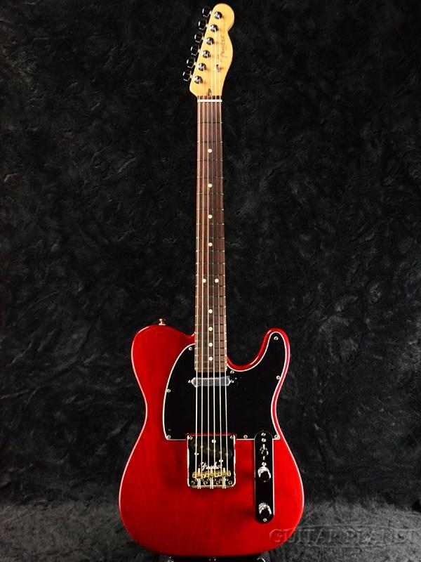 Fender USA American Professional Telecaster Crimson Red Transparent/Rosewood 新品[フェンダー][アメリカンプロフェッショナル][テレキャスター][クリムゾンレッド,赤][Electric Guitar,エレキギター]