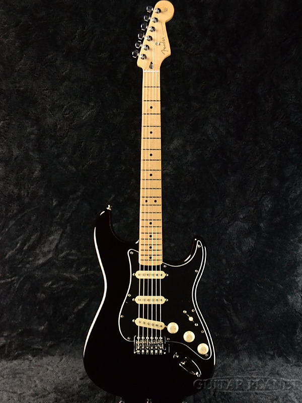 Guitar Planet Fender Mexico Fsr Standard Stratocaster Black With