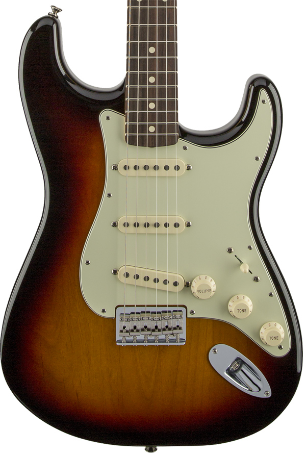 Fender Robert Cray Stratocaster Strat PICKGUARD Guitar Parts Mint Green 3 Ply