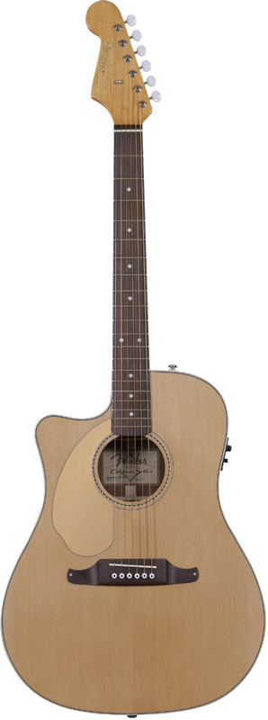 Fender Sonoran SCE Left-Hand 新品 レフティ[フェンダー][ソノラン][Lefty,左][Electric Acoustic Guitar,アコギ,アコースティックギター,エレアコ]
