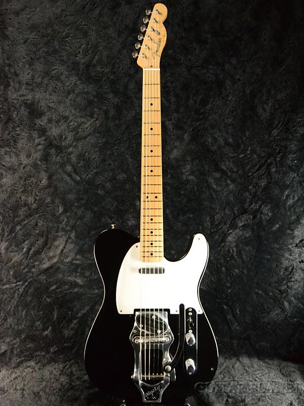 【中古】Fender Custom Shop MBS 1950's Bigsby Telecaster Closet Classic -Black- by Mark Kendrick 2004年製[フェンダーカスタムショップ][マーク・ケンドリック][ブラック,黒][TL,テレキャスター][Electric Guitar]【used_エレキギター】