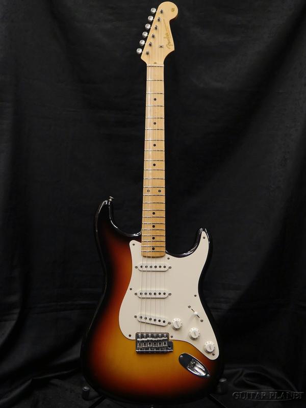 【中古】Fender Custom Shop MBS 1958 Stratocaster Closet Classic -3 Color Sunburst- by Mark Kendrick 2005年製[フェンダーカスタムショップ][ストラト][サンバースト,木目][Electric Guitar,エレキギター]【used_エレキギター】