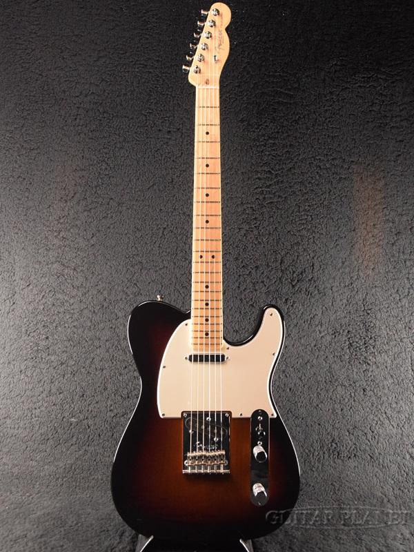【中古】Fender USA American Standard Telecaster -2-Color Sunburst(Ash) / Maple- 2013年製[フェンダー][アメリカンスタンダード,アメスタ][テレキャスター][2カラーサンバースト,2CS][Electric Guitar,エレキギター]【used_エレキギター】