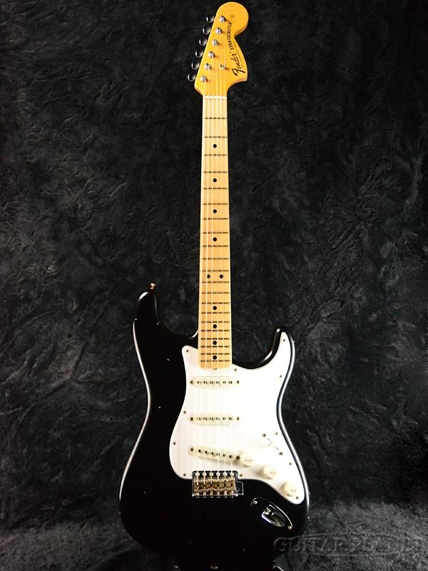Fender USA Custom Shop ~2017 Custom Collection~ 1969 Stratocaster Journeyman Relic -Aged Black- 新品[フェンダーカスタムショップ,CS][ST,ストラトキャスター][ブラック,黒][Electric Guitar,エレキギター]