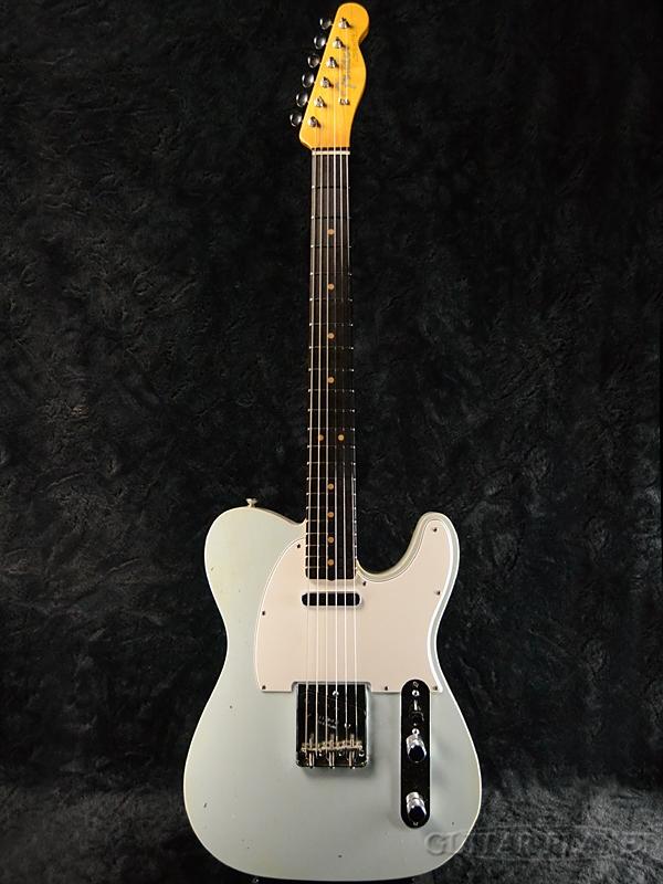 【限定1本】Fender Custom Shop Guitar Planet Exclusive 1963 Telecaster Custom Journeyman Relic -Faded Sonic Blue- 新品[フェンダーカスタムショップ][ソニックブルー,青][TL,テレキャスター][Electric Guitar,エレキギター]