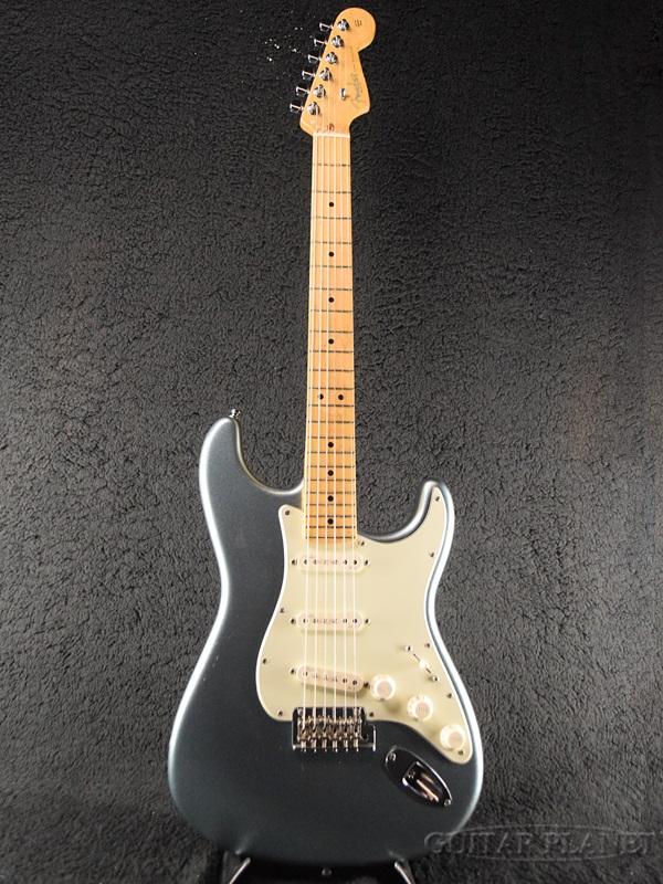 【中古】Fender USA American Deluxe Stratocaster Plus -Mystic Ice Blue / Maple- 2013年製[フェンダー][アメリカンデラックス,アメデラ][ミスティックアイスブルー,青][ストラトキャスター][Electric Guitar,エレキギター]【used_エレキギター】