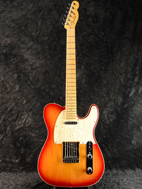 【中古】Fender USA American Deluxe Telecaster -Aged Cherry Burst / Maple- 2006年製 [フェンダー][アメリカンデラックス][エイジドチェリーバースト][TL,テレキャスター][Electric Guitar,エレキギター]【used_エレキギター】