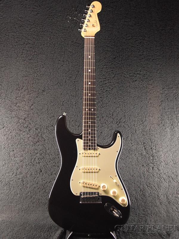 【中古】Fender USA American Elite Stratocaster -Mystic Black / Rosewood- 2016年製[フェンダー][アメリカンエリート][ミスティックブラック,黒][ストラトキャスター][Electric Guitar,エレキギター]【used_エレキギター】