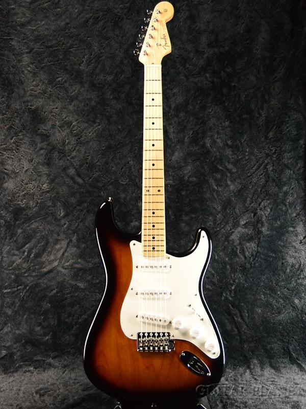 超美品 Fender USA American Original 50s Stratocaster 2-Color Sunburst- 新品[フェンダー][アメリカンオリジナル][サンバースト][ストラトキャスター][Electric Guitar,エレキギター], スマイルカンパニー 45b4446a
