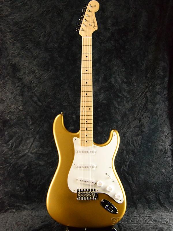 名作 Fender USA American Original 50s Stratocaster -Aztec Gold- 新品[フェンダー][アメリカンオリジナル][アズテックゴールド,金][ストラトキャスター][Electric Guitar,エレキギター], 業界大手!直販のエクスショップ 9730a7a1