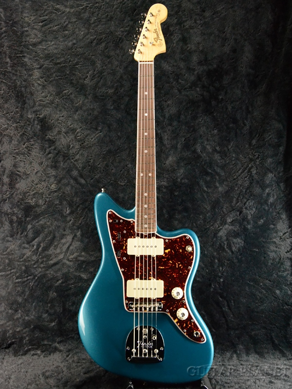 Fender USA American Original'60s Jazzmaster -Ocean Turquoise- 新品[フェンダー][アメリカンオリジナル][オーシャンターコイズ,青][ジャズマスター][Electric Guitar,エレキギター]