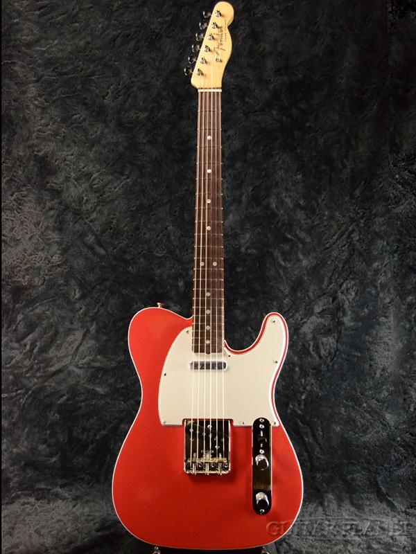 Fender USA American Original'60s Telecaster -Fiesta Red- 新品[フェンダー][アメリカンオリジナル][フィエスタレッド,赤][TL,テレキャスター][Electric Guitar,エレキギター]