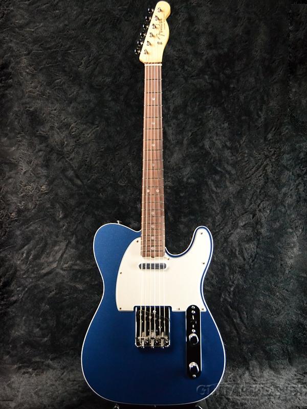 Fender USA American Original'60s Telecaster -Lake Placid Blue- 新品[フェンダー][アメリカンオリジナル][レイクプラシッドブルー,青][TL,テレキャスター][Electric Guitar,エレキギター]