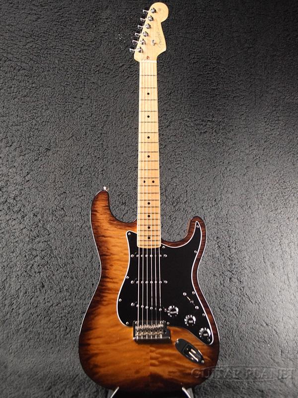 【中古】Fender USA 2017 Limited Edition American Professional Mahogany Stratocaster -Violin Burst- 2017年製[フェンダー][アメリカンプロフェッショナル][バイオリンバースト][ストラトキャスター][Electric Guitar,エレキギター]【used_エレキギター】