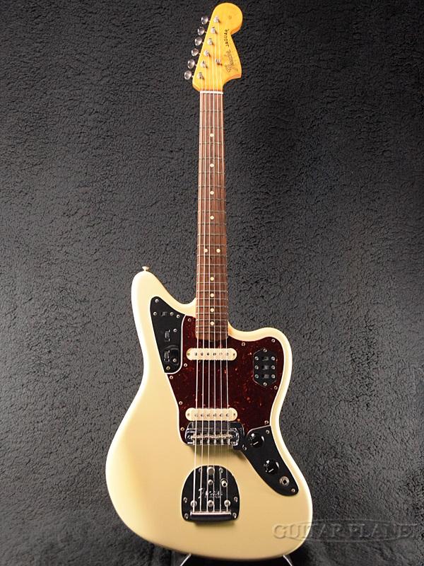 【中古】Fender USA American Vintage '62 Jaguar -Olympic White- 2012年製[フェンダーUSA][アメリカンヴィンテージ][オリンピックホワイト,白][JG,ジャガー][Electric Guitar,エレキギター]【used_エレキギター】