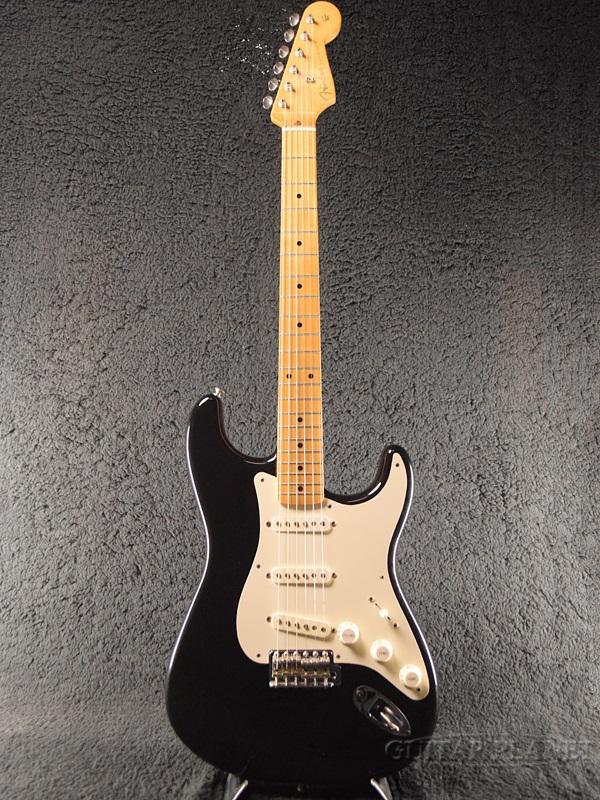 【中古】Fender Mexico Classic Series '50s Stratocaster -Black- 2011年製[フェンダーメキシコ][クラシックシリーズ][ブラック,黒][ストラトキャスター][Electric Guitar,エレキギター]【used_エレキギター】