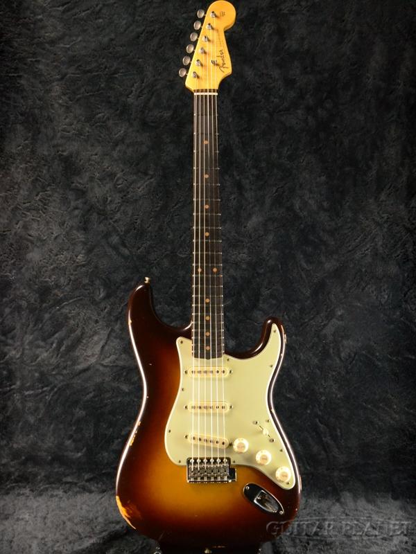 Fender Custom 1960 Shop Fender ''Guitar Planet Exclusive'' 1960 Stratocaster Relic Sunburst- -Wide Fade Chocolate 2 Color Sunburst- 新品[フェンダーカスタムショップ][ストラトキャスター][ワイドフェイドチョコレート2カラーサンバースト][Electric Guitar,エレキギター], 穂波町:650f446d --- rodebyjakt.se