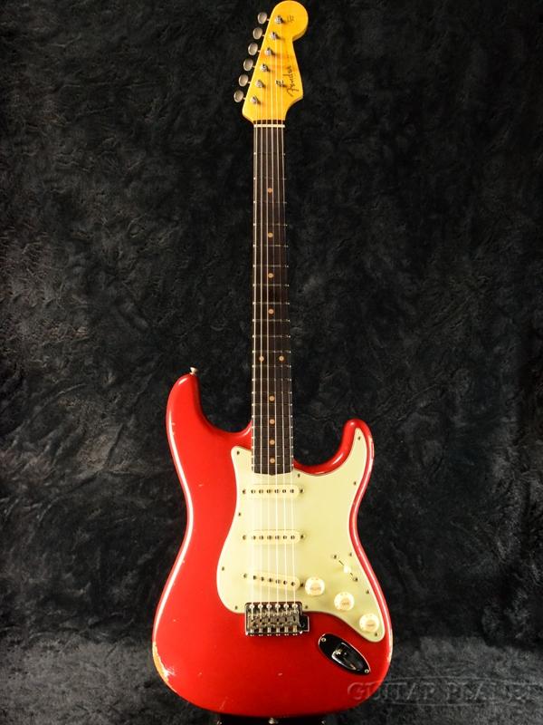 【楽天スーパーセール】 Fender Custom Shop ''Guitar Planet Custom Dakota Exclusive'' 1960 Stratocaster Shop Relic -Aged Dakota Red- 新品[フェンダーカスタムショップ][ストラトキャスター][エイジドダコタレッド,赤][Electric Guitar,エレキギター], Tokyo33:f582927c --- estudiosmachina.com