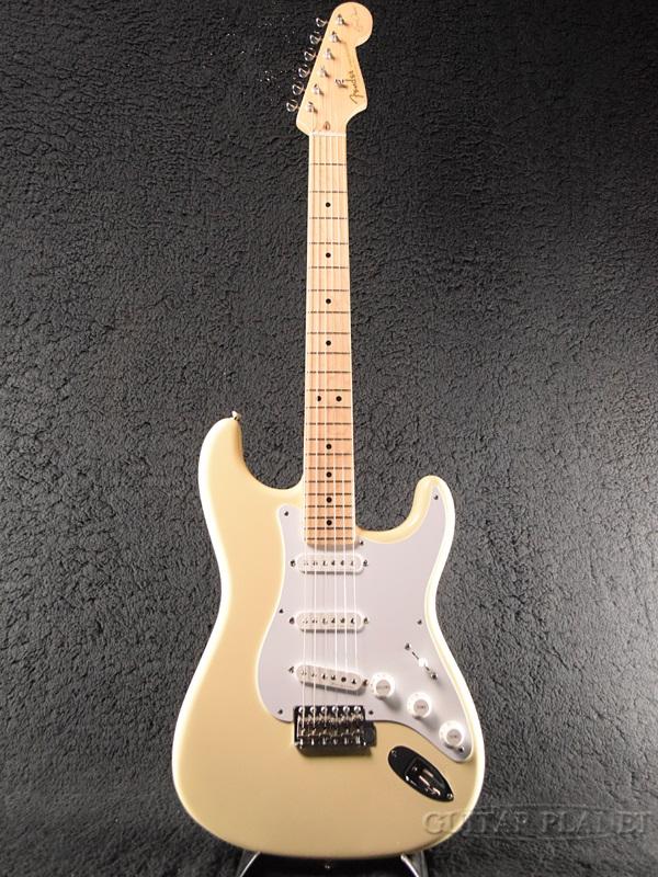 【中古】Fender USA Eric Clapton Stratocaster -Olympic White- 2012年製[フェンダー][エリック・クラプトン][オリンピックホワイト,白][ストラトキャスター][Electric Guitar,エレキギター]【used_エレキギター】