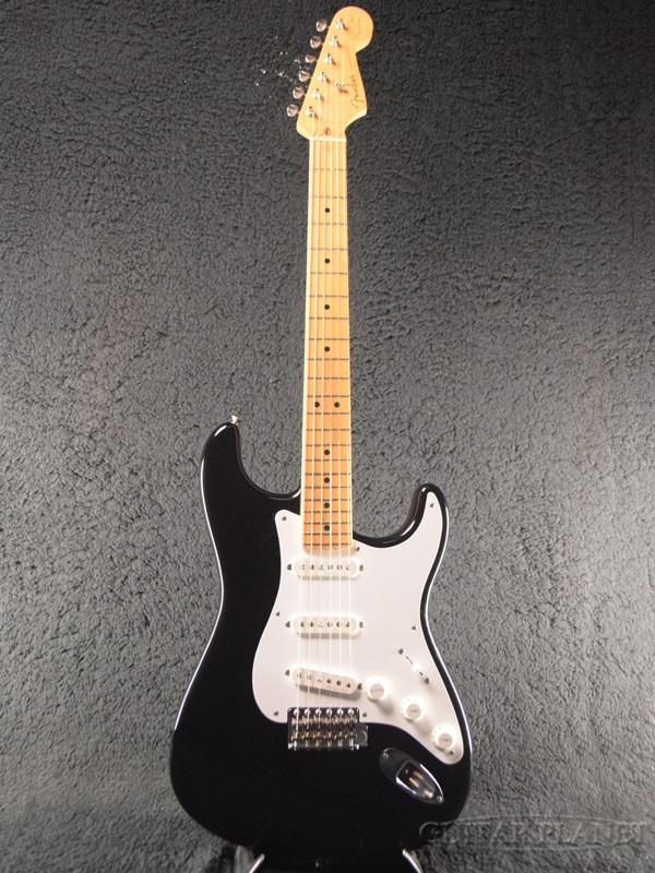 【中古】Fender USA Eric Clapton Stratocaster -Black- 2007年製[フェンダー][エリック・クラプトン][ブラック,黒][ストラトキャスター][Electric Guitar,エレキギター]【used_エレキギター】