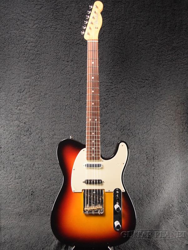【中古】Fender USA American Vintage Hot Rod '60s Telecaster -3-Color Sunburst- 2013年製[フェンダー][アメリカンヴィンテージ,アメヴィン][3カラーサンバースト][TL,テレキャスター][Electric Guitar]【used_エレキギター】