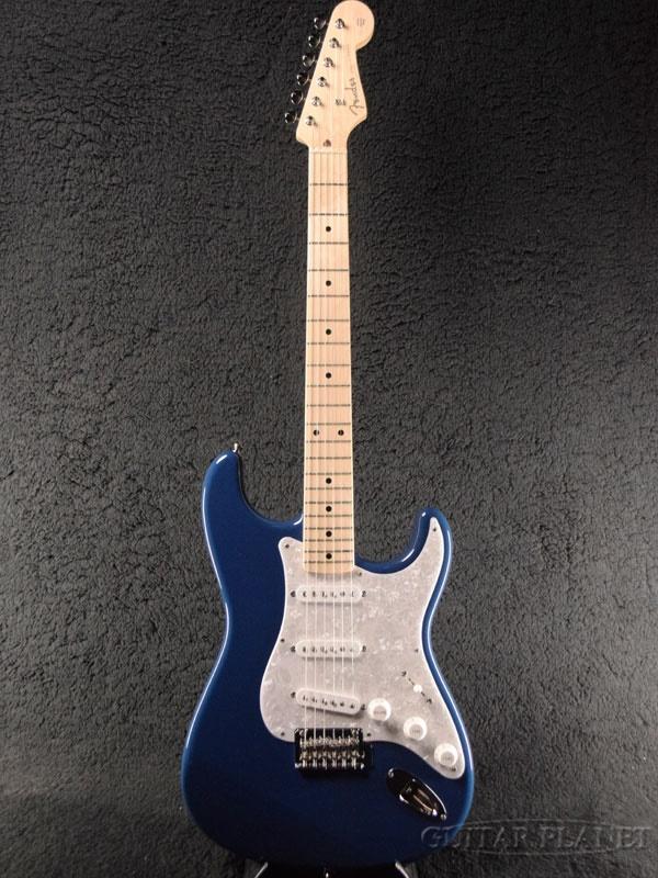 Fender Made In Japan Hybrid Stratocaster Indigo 新品 《レビューを書いて特典プレゼント!!》[フェンダージャパン][ハイブリッド][Blue,インディゴ,ブルー,青][ストラトキャスター][Electric Guitar,エレキギター]