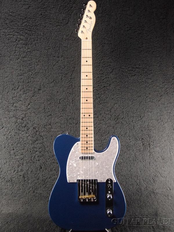 Fender Made In Japan Hybrid Telecaster Indigo 新品 《レビューを書いて特典プレゼント!!》[フェンダージャパン][ハイブリッド][Blue,インディゴ,ブルー][テレキャスター][Electric Guitar,エレキギター]