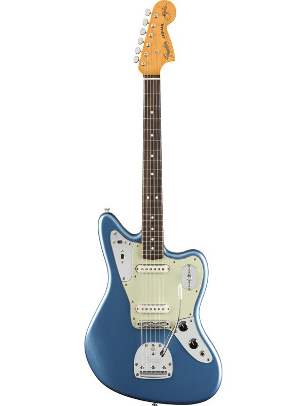 Fender USA Johnny Marr Jaguar -Lake Placid Blue- 新品 レイクプラシッドブルー[フェンダー][ジョニーマー][Smith,スミス][青][ジャガー,JG][エレキギター,Electric Guitar]