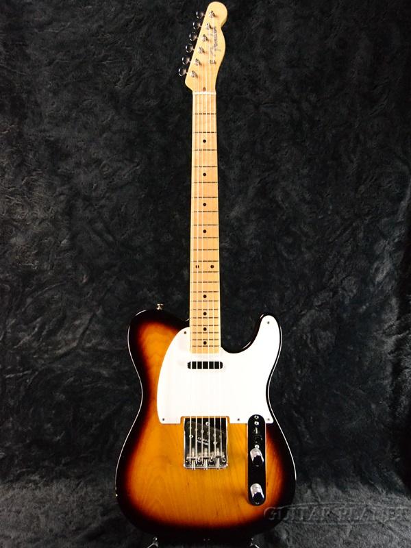 【中古】Fender USA New American Vintage '58 Telecaster -2-Color Sunburst- 2012年製[フェンダー][ニューアメリカンヴィンテージ,アメヴィン][3カラーサンバースト][TL,テレキャスター][Electric Guitar]【used_エレキギター】