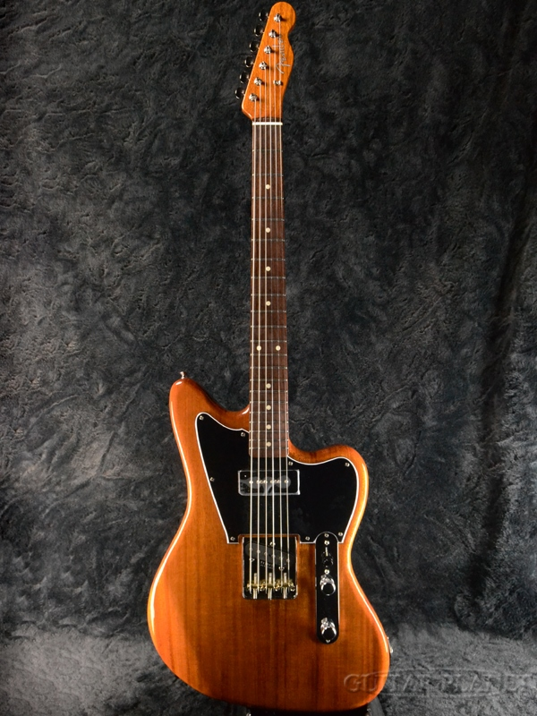 Fender Made in Japan Mahogany Offset Telecaster 新品[フェンダージャパン][マホガニー][TL,テレキャスター][Electric Guitar,エレキギター]