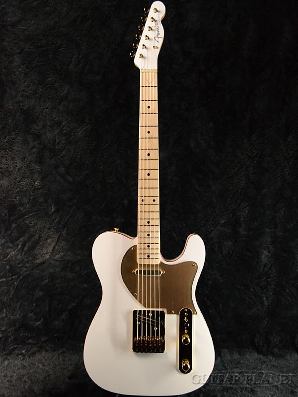 Fender HARUNA TELECASTER 新品[フェンダー][ハルナ][テレキャスター][SCANDAL,スキャンダル][White,ホワイト,白][Telecaster,TL][Electric Guitar,エレキギター]